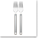Kate Spade New York, Lenox Key Court Tasting Fork, Set of 2