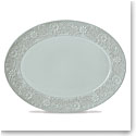 Lenox Chelse Muse Dinnerware Rct Blue Platter