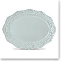 Lenox Chelse Muse Dinnerware Rct Blue Scallop Platter