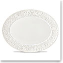 Lenox Chelse Muse Dinnerware Rct White Platter