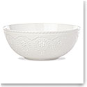 Lenox Chelse Muse Dinnerware Rct White Serving Bowl