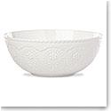 Lenox Chelse Muse Dinnerware Rct White Serving Bowl