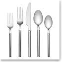kate spade new york Lenox flatware 18/10 Stainless Steel Mott Street 5 Pc Set Stainless Steel