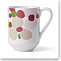 Kate Spade China by Lenox, Stoneware Nolita Blush Floral Mug