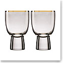 Lenox Trianna Slate Wine Glass Pair