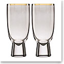 Lenox Trianna Slate All Purpose Glass Pair