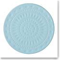 Kate Spade New York, Lenox Stoneware Willow Drive Blue Trivet, Round