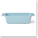 kate spade new york Lenox Stoneware Willow Drive Blue Loaf Pan
