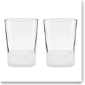 kate spade new york Lenox Glass Nolita Clear 12 oz, Set of 2