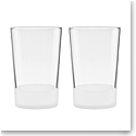 Kate Spade China by Lenox, Glass Nolita Clear 16oz, Set of 2