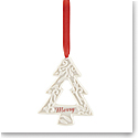 Lenox 2019 Merry Tree Charm Ornament