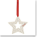 Lenox 2019 Wish Star Charm Ornament