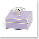 Kate Spade New York, Lenox Keaton Street Silver Lilac Box