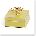 Kate Spade New York, Lenox Keaton Street Gold Yellow Box