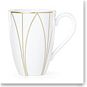 Kate Spade China by Lenox, Bone China Arch Street Mug