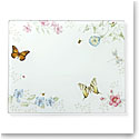 Lenox Butterfly Meadow Dinnerware Glass Prep Board Lg