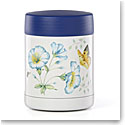 Lenox Butterfly Meadow Dinnerware Insulated Food Container, Small