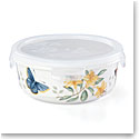 Lenox Butterfly Meadow Dinnerware Round Server and Storage