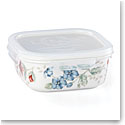 Lenox Butterfly Meadow Dinnerware Square Serving and Storage Set