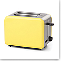 kate spade new york Lenox Electrics Yellow Toaster