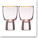 Lenox Trianna Blush Wine Glass Pair