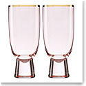 Lenox Trianna Blush All Purpose Glass Pair
