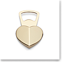 Kate Spade New York, Lenox Park Circle Metal Heart Bottle Opener
