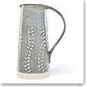 Lenox Textured Neutrals Pitcher Tall