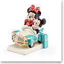 Lenox Mickey And Minnies Vintage Ride Figurine