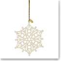 Lenox Snow Fantasies 2020 Snowflake Ornament