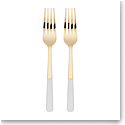 Kate Spade New York, Lenox With Love Metal Cake Tasting Fork Pair