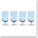Lenox Valencia Blue All Purpose Glass Set Of Four