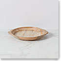 Lenox Textured Neutrals Wood Round Platter