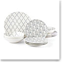 Lenox Textured Neutrals Dinnerware 12 Piece Set