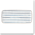 Lenox Blue Bay Stripe Dinnerware Tray