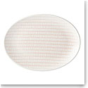 Lenox Textured Neutrals Dinnerware Blush Platter