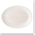 Lenox Textured Neutrals Dinnerware Blush Platter