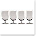 Lenox Valencia Smoke All Purpose Glass Set Of Four