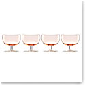 Lenox Valencia Peach Cocktail Set Of Four