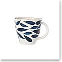 Lenox Blue Bay Leaf Dinnerware Dessert Mug