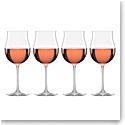 Lenox Tuscany Classics Rose Wine Glasses, Set Of Four