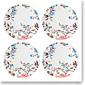 Lenox Sprig And Vine Dinnerware Dinner Plate White Set Of Four