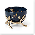Lenox Sprig And Vine Dinnerware Figurine Bowl Navy