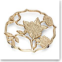 Lenox Sprig And Vine Dinnerware Metal Trivet