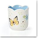Lenox Butterfly Meadow Filled Candle Blue