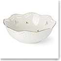 Lenox Opal Inn Flourish Dinnerware Large Serving Bowl