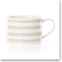 Kate Spade China by Lenox, Charlotte St Grey Weekend Mug