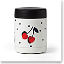 Kate Spade New York, Lenox Vintage Cherry Dot Insulate Food Container