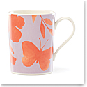 Kate Spade China by Lenox, Petal Ln Floral Mug Flower