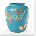 Lenox Sprig And Vine Gold Medium Vase